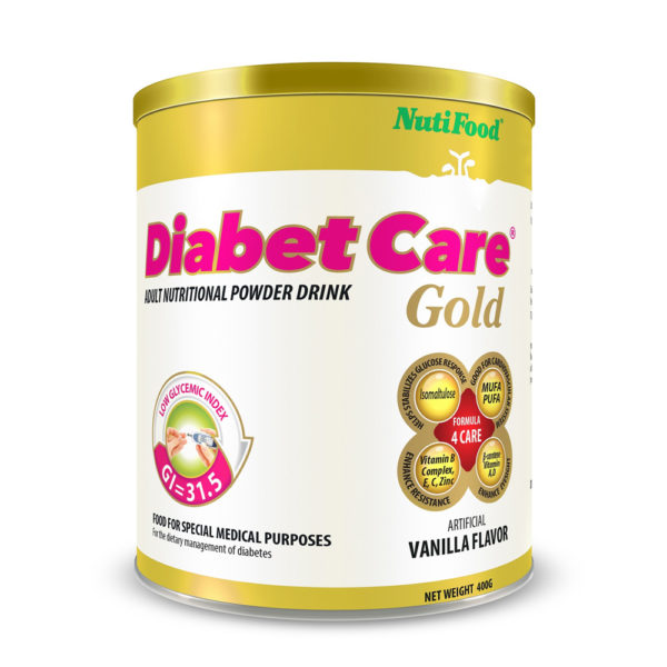 diabetcaregold400g
